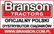 Branson 3620R 5820C ciągniki traktory rolnicze ogrodowe ogrodnicze polska polski dystrybutor ATMP mazowieckie mazowsze